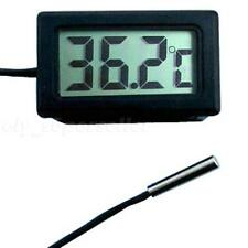 Digital LCD Car Fridge Incubator JA Fish Tank Meter Gauge Thermometer LSRG