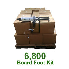 D I Y Spray Foam Insulation.6lb 6800 Board Ft Kit (Less than.40 a Board Foot!)