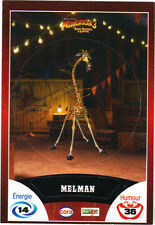Vignette de collection autocollante CORA Madagascar 3 n° 53/90 - Melman