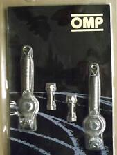 Ganci chiusura portellone cofano OMP a molla
