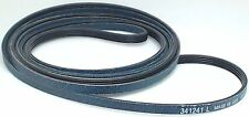 Dryer Belt for Whirlpool, Sears, Kenmore, AP2946843, PS346995, 341241