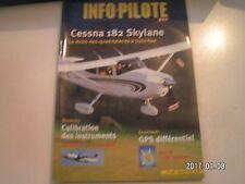 **c Info-Pilote n°538 Cessna 182 Skylane / La calibration des instruments