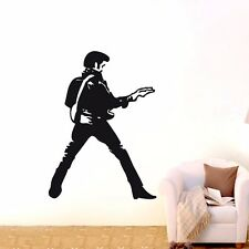 Elvis Presley Music Wall Decor Removable Vinyl Decal Wall Stickers Art DIY Mural