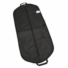Deluxe Breathable Water Resistant Folding Suit Dress Carrier - Black