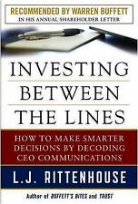 Investing Between the Lines: How to Make Smarter Decisions By Decoding CEO Commu