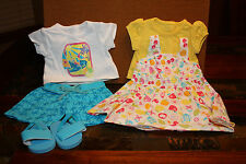 American Girl Doll Bitty Twins Boy & Girl Outfits NEW