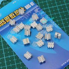 Wholesale 20pcs Aluminum Mini Heatsink Heat Sink For MOS IC Chipset Cooling