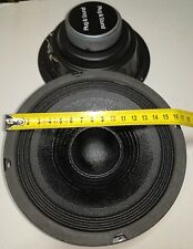 """WOOFER(MIDBASS) CELLULOSA/TELA 165 mm 6,5"""" 80Wmax 4/8 Ohm"""