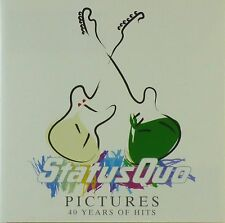 2x CD - Status Quo - Pictures: 40 Years Of Hits - A458