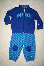Nike Baby Boys Tracksuit 2 Pieces Set Size 9-12 Months