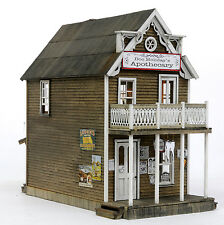 O SCALE On3/On30 BANTA MODEL WORKS #6145 Doc Holiday's Apothecary