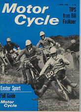 Motor Cycle Magazine 1966 7 April James M16 149cc Test 2446F