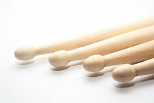 2 PAAR Premium Junior Drumsticks Schlagzeug Stöcke Trommel Sticks für Kinder