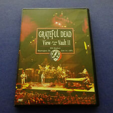 Grateful Dead View from the Vault II 2 Two DVD RFK Stadium Washington DC D.C.