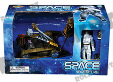 Space Adventures *Vehicle Set 2* Astronaut Outer Space vehicle Play Set RM2239