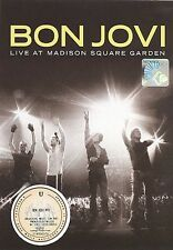 Live at Madison Square Garden by Bon Jovi (DVD, 2009, Island (Label))