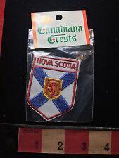 In Package Nova Scotia Canadian Crest Canada Patch North America 72K5