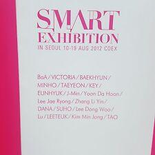 SM ART SMART Exhibition Seoul Official PHOTOBOOK Notebook NO.1 EXO SNSD SHINee