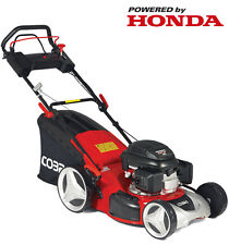 "Cobra MX46SPH 18"" Self Propelled Lawnmower 4in1 HONDA Engine.  Free Postage"