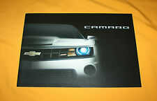Chevrolet Camaro 2010 Japan Prospekt Brochure Prospetto Depliant Catalog Folder