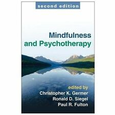 NEW - Mindfulness and Psychotherapy, Second Edition