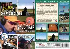 Ball-trap : Parcours de chasse et compak sporting  - Tir sportif de chasse