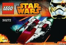 Lego Star Wars A-Wing Starfighter 30272 Polybag BNIP