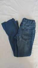 Boys Children's Place Adjustable Stone Wash Boot Cut Semi-Evase Jeans Size 16 #1