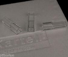SEMI Micro della cuvetta alto modulo UV Grade PMMA 2.5 ML 10mm percorso x 100 Kartell