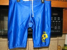 College High School team swimming suit short trunks 36w Falcons X from Spain