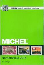 Michel Übersee Volumen 1 Parte 1 2015: América del norte 41. Edición en color