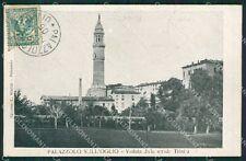 Brescia Palazzolo sull'Oglio cartolina QK6824