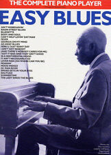 The Complete Piano Player Easy Blues Learn to Play Guitar PVG Music Book
