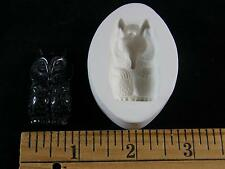 Fox Sitting Totem Polymer Clay Mold (#MD1400)