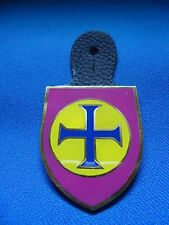 PORTUGAL PORTUGUESE MILITARY ARMY CROSS BREAST BADGE 47mm