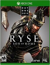 Ryse: Son of Rome (DAY ONE EDITION) Video Game for XBOX ONE