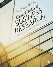Essentials of Business Research: A Guide to Doing Your Research Project von...