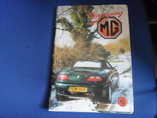 Enjoying MG Zeitschrift Magazin BB December 2001