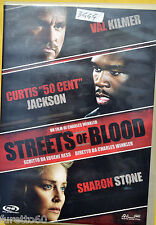 Streets of blood - USA 2008 Val Kilmer, Sharon Stone, Curtis 50 cents Jackson
