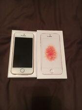 Iphone SE 64GB Rose Oro Sbloccato BOXED con Extra Apple Garanzia 27/9/2017