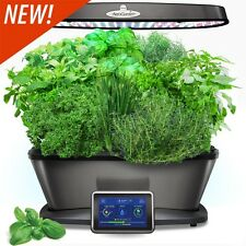 Miracle-Gro AeroGarden Bounty Elite Platinum ***NEW*** and 9 Pod Tomato Seed Kit