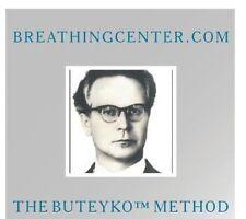 Buteyko Breathing Exercises & Method (Audio CD)