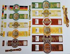 Contwig Wentzler Bräu 11 Bieretiketten
