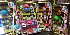 Monster High Skultimate SKATER 5 LOT Abbey Clawdeen Operetta Ghoulia Frankie set
