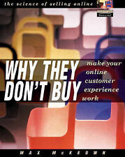 Why They Don't Buy: Make Your Online Customer Experience Work, Mckeown, Max, A29