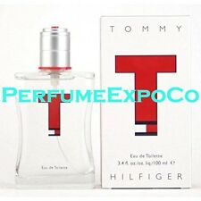 """""""T"""" BY TOMMY HILFIGER Cologne for Men 3.4oz 100ml EDT SPRAY *NEW & SEALED* (BF1"""