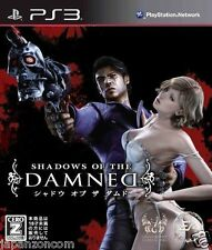 Used PS3 Shadows of the Damned SONY PLAYSTATION 3 JAPAN JAPANESE IMPORT