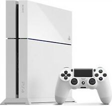 PS4 CONSOLE 500GB WHITE