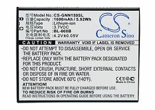 3.7V battery for GIONEE GN150 Li-ion NEW