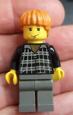*LEGO HARRY POTTER: RON WEASLEY CHECK JUMPER  HP032 Year 2